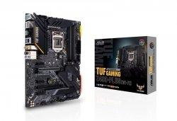 Płyta główna UF GAMING Z490-PLUS (WI-FI) s1200 4DDR4 DP/HDMI M.2 ATX