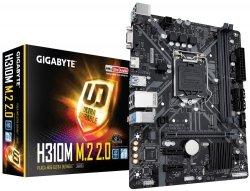Płyta główna H310M M.2 2.0 s1151 2DD R4 HDMI/D-SUB mATX