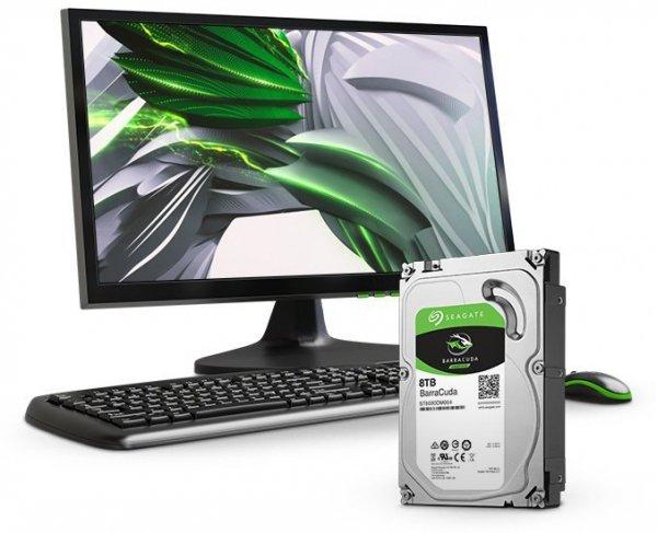 HDD Seagate BarraCuda 1TB 3,5'' 64MB ST1000DM010