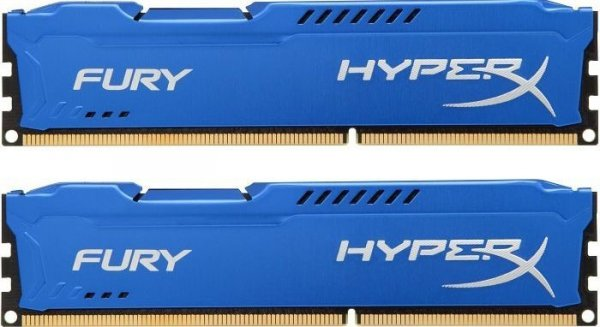 DDR3 Fury 16GB/ 1600 (2*8GB) CL10