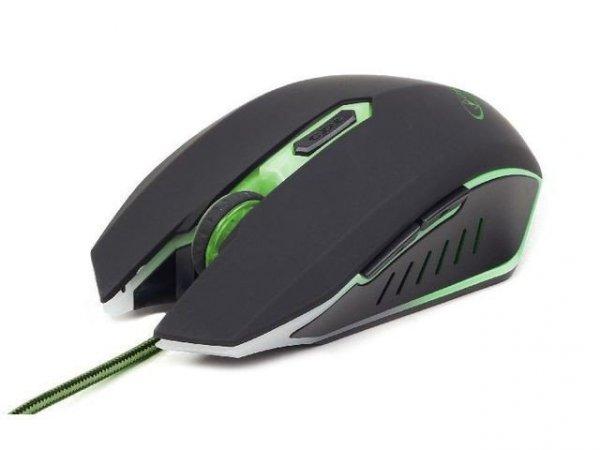 Mysz dla graczy MUSG-001-G 2400DPI