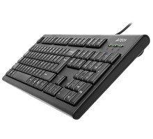 Klawiatura  KR-85 USB Black