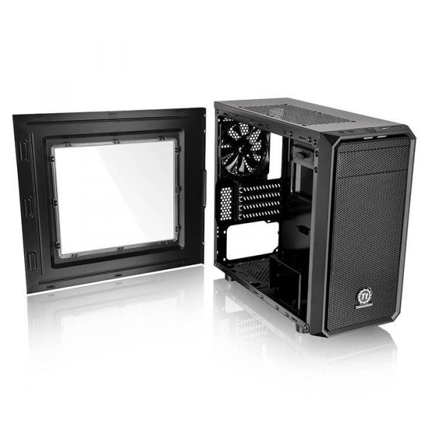 Versa H15 microATX USB3.0 Window (120 mm), czarna