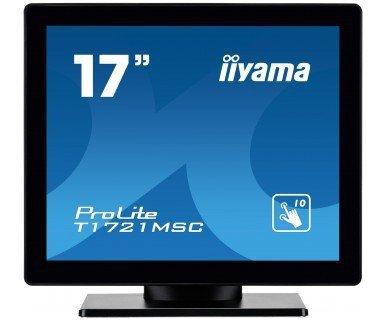 Monitor 17 T1721MSC-B1 POJEMNOŚCIOWY 10PKT,TN,7H
