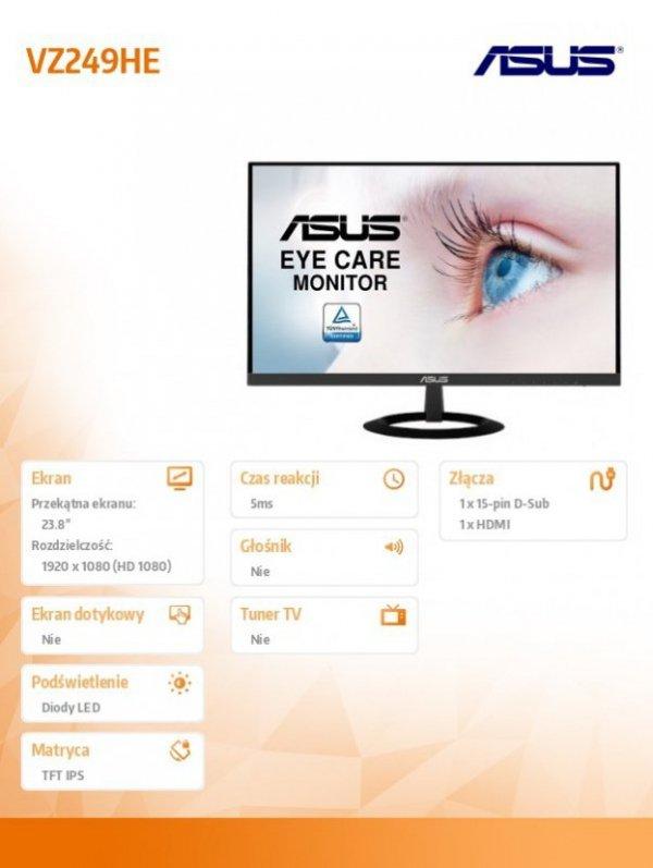 Monitor 23.8 VZ249HE