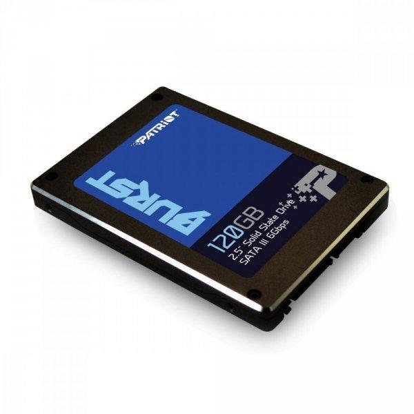 """SSD 120GB Burst 560/540 MB/s SATA III 2.5"""""""