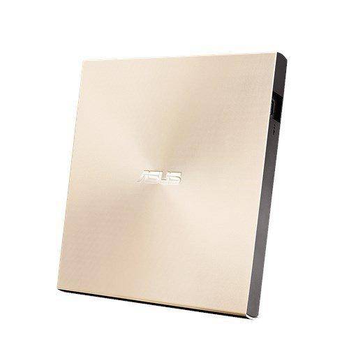 Nagrywarka zewnętrzna ZenDrive U9M Ultra-slim DVD USB/USB-c złota