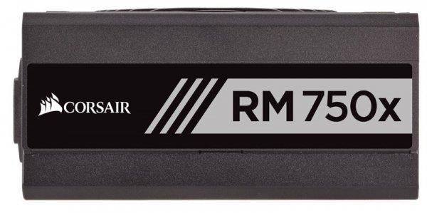Zasilacz RM750X 750W 80+GOLD F.MODULAR ATX EU