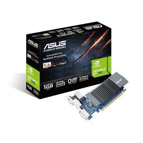 GeForce GT 710 1GB GDDR5 32BIT DVI-D/HDMI/D-Sub