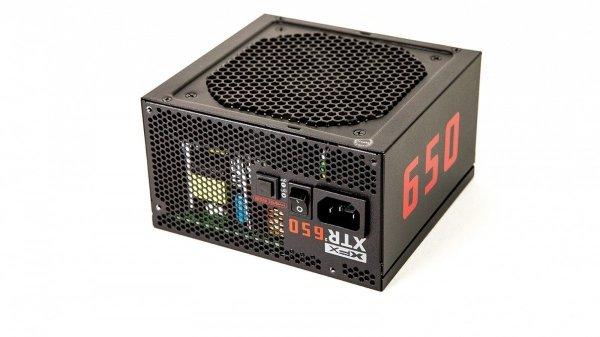Zasilacz XTR2 650W Full Modular (80+ Gold, 4xPEG, 120mm, Single Rail)