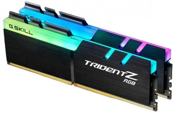 Pamięć DDR4 32GB (2x16GB) TridentZ RGB for AMD 3200MHz CL16 XMP2