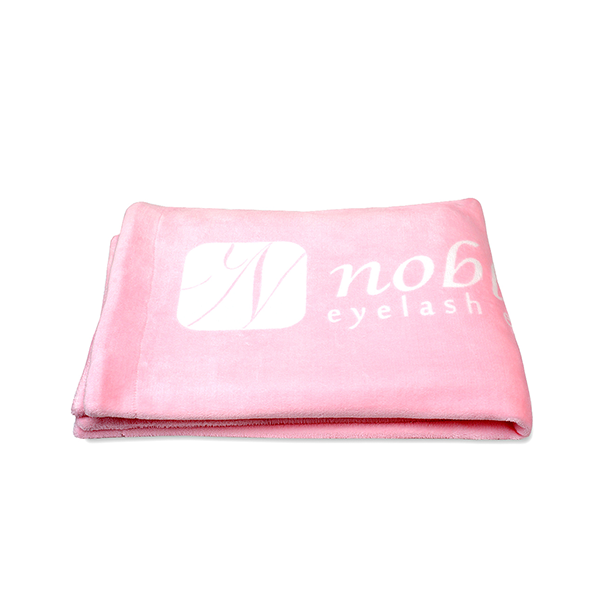 coperta rosa noble Lashes extension ciglia