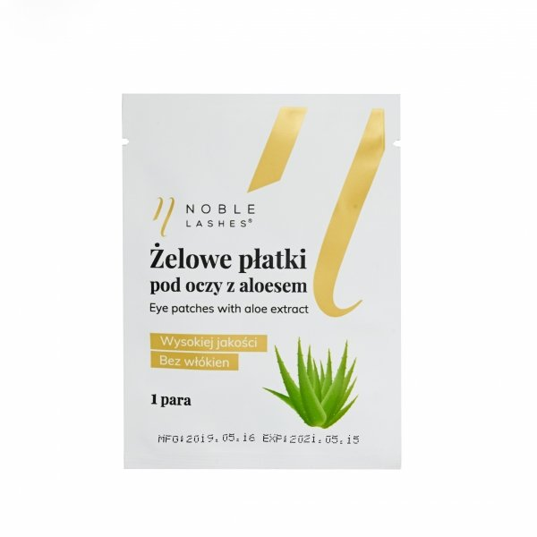 Patch con aloe extract.