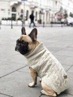 Sweterek ASPEN ecru