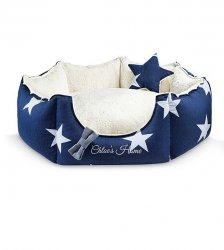 LOS ANGELES Dog bed - navy