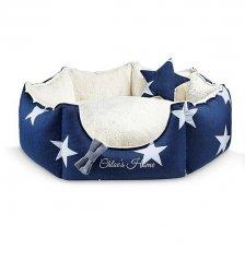LOS ANGELES Dog bed - navy