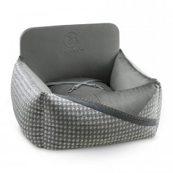 Car Bed GLAMUR gray