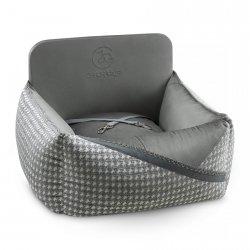 Car Bed GLAMUR gray