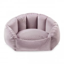 Luxury Bed BLISSY lila