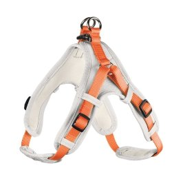 Harness VARIO QUICK white-orange