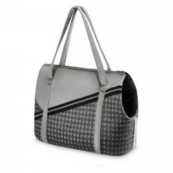 Pet Carrier PRESTIGE silver
