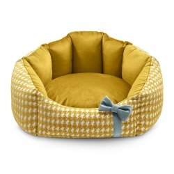 Bed GLAMUR gold
