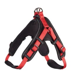 Harness VARIO QUICK black-red