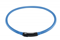 Led collar YUKON blue