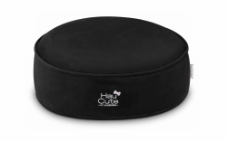 Pouf - bed Hau Cute black