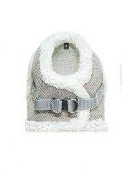 Zimowe szelki OSLO szare