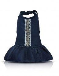 Szelko-sukienka MONTREAL jeans