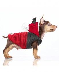 Super ciepła kurtka HANKI czerwona
