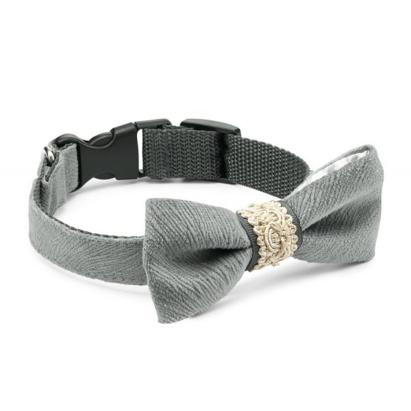 Bow tie ROYAL gray