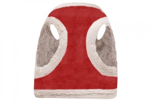 Szelki-kamizelka dla psa  - YETI czerwone