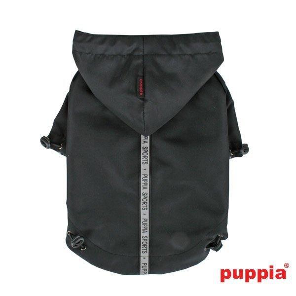 Kurtka przeciwdeszczowa Base Jamper czarna Puppia
