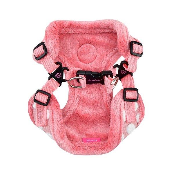 Szelki JOCELINE różowe typ C Pinkaholic