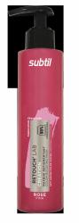 Odżywka do włosów koloryzująca Retouch PUDROWY RÓŻ. Pielęgnacja repigmentująca 195