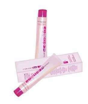 ING Coloring Cream 100 ml - odcień: 5.56 Jasno Brązowa Czerwień Wenecka