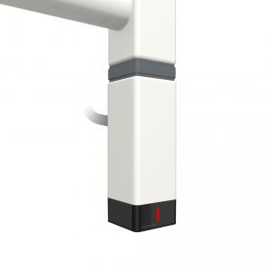 Grzałka One K30x30 300W Kolor Biały z Kablem Spiralnym