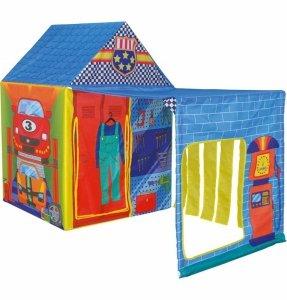 Namiot warsztat samochodowy namiocik mechanika dla dzieci