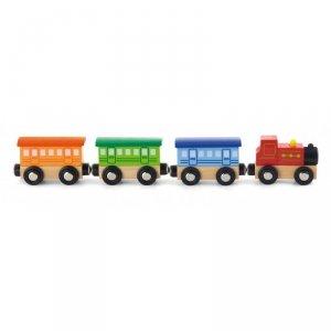 Viga Zestaw akcesoriów do kolejki - klasyczny pociąg