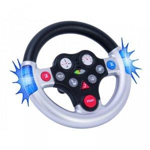 BIG Ratunkowa kierownica dźwiękowa Multi-Sound do jeździków