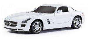 Mercedes-Benz SLS 1:14 RTR (zasilanie na baterie AA) - Biały