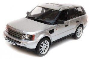 Land Rover Discovery 1:14 RTR (zasilanie na baterie AA) - Srebrny