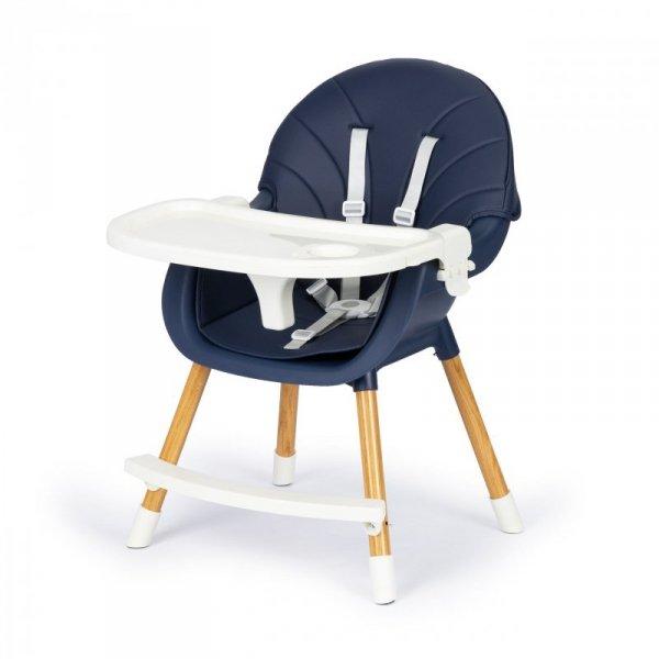 Fotelik krzesełko do karmienia 2w1 ECOTOYS
