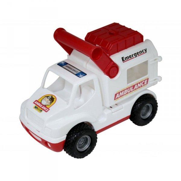 Wader QT ConsTruck Samochód Ambulans