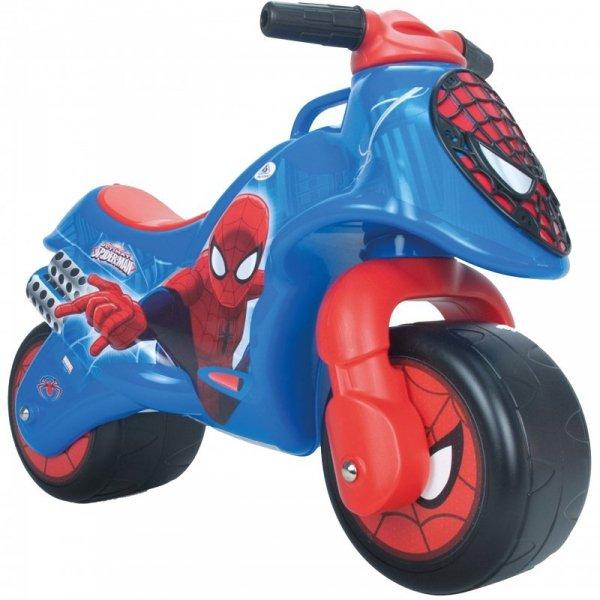 INJUSA Spiderman Jeździk Motor Odpychacz