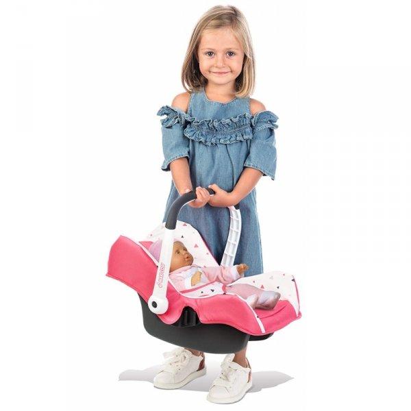 Smoby Nosidełko 2w1 dla lalki Maxi Cosi