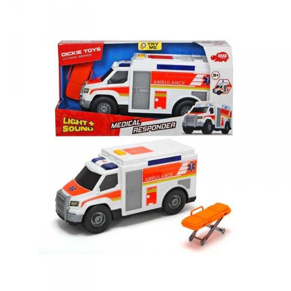 Ambulans karetka Dickie