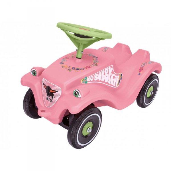 Big jeździk Bobby Car Classic auto Flower